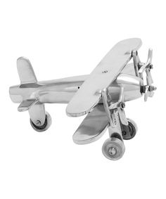 Look at this Retro Plane on #zulily today!