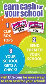Box Tops for Education Clip Art   Box top   Pinterest   Schools ...