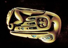Shaman's charm, bone.  Religion of Aboriginal People - The Canadian Encyclopedia