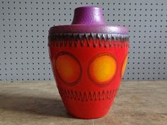 Vintage Dümler & Breiden 40 / 19 Konstanza vase | @hisforhome