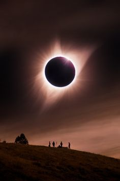 Solar Eclipse on August 21, 2017 seen over Grand Teton National Park in northwestern Wyoming, USA.