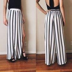 Tulip wrap high waisted pants Super flattering high waisted pants. Perfect for beach days and warm summer nights. Flynn Skye Pants Trousers