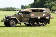 Halftrack - Shuttleworth Military Pageant June 2013 | Flickr - Photo Sharing!