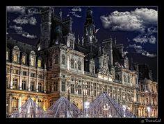 Place de l'Hôtel de Ville, Paris