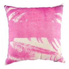 Cocktail Big Palm Cushion