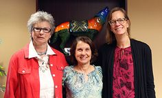 Former Prof Gives Back: Dr. Carole E. Hill Signs Anthropology Award