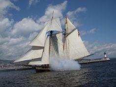 Duluth MN- Tall ships