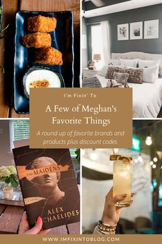 NC Blogger I'm Fixin' To shares a round up of her favorite things from brands she loves, including referral code discounts.