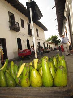Aguacates colombianos....yum!