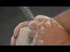 How to Make a Textured Square Mug on the Potters Wheel  | BILL WILKEY - YouTube