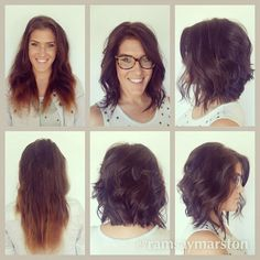 Excellent Shoulder Length Bobs Shoulder Length And Bob Hairstyles On Pinterest Short Hairstyles Gunalazisus