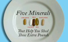 Minerals you need