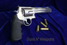S&W Model 500 50calibre Stainless Revolver