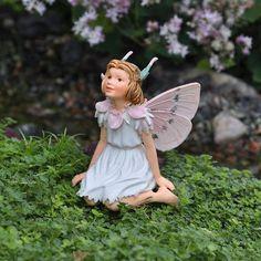 Flower Fairies Stork's-Bill Fairy Ornament Flower Fairies