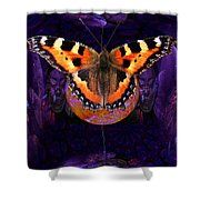 http://mosletstudio.tumblr.com/Butterfly Source  Shower Curtain by Joseph Mosley