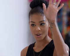 Critics might think twice before coming for Moniece Slaughter of 'Love & Hip Hop Hollywood' on after she blasts a fan big time. Hip Hop Atlanta, Real Tv, Clap Back, Twitter Video, Entertainment Logo, Love N Hip Hop, Reality Tv Shows, Daddy Issues, Celebs