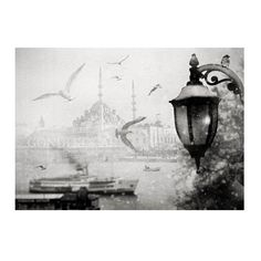 #homedecor #walldecor #photography wall decor  photography Black and White istanbul by gonulk on Etsy, $50.00