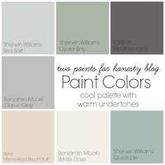 white paint color. popular white paint color. #whitepaintcolor