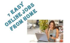 7 free Online Jobs from Home Without Investing - find out the 7 genuine online jobs in India to earn money from internet in your free time or as part time without investing from your own.