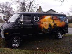 1977 dodge tradesman 200 van Hippie Vans For Sale 6222848bfb