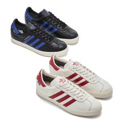 check out d1304 1adbf adidas Gazelle GTX City Pack Moskva  St. Petersburg