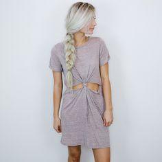 Cicily Cut Out Dress