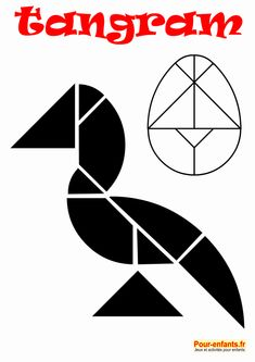 Simple Car Drawing, Tangram Puzzles, Cnc Cutting Design, Geometric Pattern Design, Handmade Gift Tags, Easter Activities, Math For Kids, Brain Teasers, Math Games