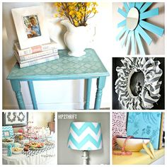 Cute craft ideas from Hip to Thrift!
