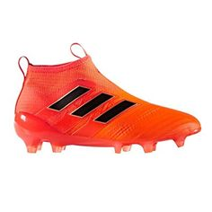 best loved 07d38 9ecaf adidas Kids ACE 17+ PURECONTROL FG J Soccer Cleats (Solar Orange) Review