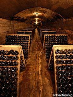 Cavas, Castillo de Perelada, Peralada, Girona, Spain In Vino Veritas, Wine Storage, Barrels, Wineries, Chandelier, Ceiling Lights, Lighting, Home Decor, Wine Cellars