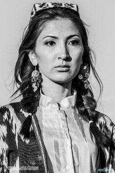 Ughur (or Uzbek) woman