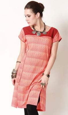 Latest Designs of Women Cotton Shirts and Kurti For Spring/Summer | StylesGap.com