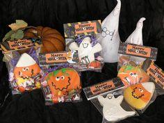 Halloween 2009 - larger/smaller cookies | Flickr: Intercambio de fotos