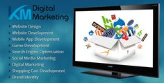 http://www.kmdigitalmarketing.com/  Nowadays, any business can think big with the existence of websites