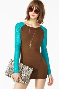 Heart Of Glass Dress   Nasty Gal $330