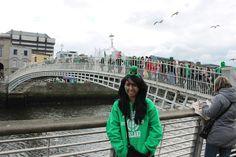 #ireland #dublin #interchange #Ha'penny #bridge
