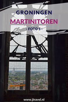 In het centrum van Groningen, aan de Grote Markt, staat de Martinitoren, d'Olle Grieze, hét symbool van de stad. Mijn foto's van deze toren en het schitterende uitzicht over Stad en Ommeland zie je hier. Kijk je mee? #martinitoren #ollegrieze #groningen #fotos #jtravel #jtravelblog