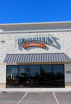 McAllisters Deli Cedar Park Restaurant Cedarparktx