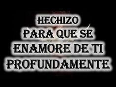 HECHIZO PARA QUE SE ENAMORE DE TI PROFUNDAMENTE - Tarot del Amor
