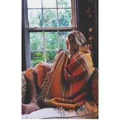 My ideal cold weather day - cozy under a big blanket with coffee Looks Cool, Looks Style, Lazy Days, Getting Cozy, Simple Pleasures, Life Is Beautiful, Beautiful Ladies, Hygge, Warm And Cozy