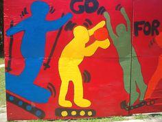 Keith Haring Olympics