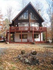arrowhead lake vacation rental vrbo 454027 3 br poconos cabin