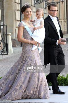 The Wedding Of Princess Madeleine & Christopher O'Neill : News Photos