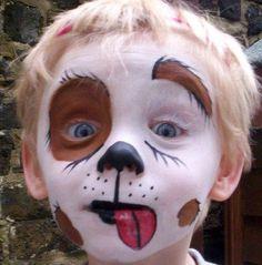 Halloween makeup for kids