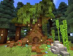 Images Minecraft, Minecraft Farm, Minecraft Mansion, Cute Minecraft Houses, Minecraft Plans, Amazing Minecraft, Minecraft Construction, Minecraft Tutorial, Minecraft Blueprints