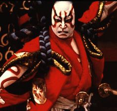 images of kabuki | As with No,all kabuki roles are played by actors.