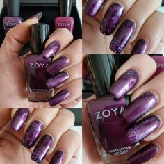 Zoya Haven & Thea Nail Polish Sugar Plum Dream Box