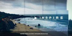 Inspire Parallax Intro