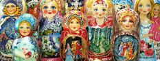 Great Russian Gifts Russian Babushka, Pet Portraits, Princess Zelda, Hand Painted, Dolls, Children, Floral, Handmade, Gifts
