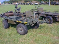 4x4 mule utility vehicle